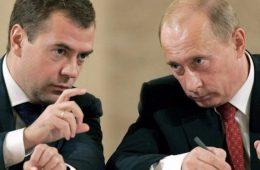 Медведев похвастался президенту России экономическими успехами