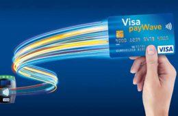 Альфа-Банк первым в РФ запускает банкоматы с поддержкой бесконтактной технологии Visa payWave
