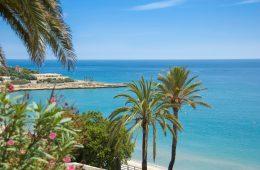 Коста Даурада, как одно из основных туристических мест на Средиземном море и в Испании