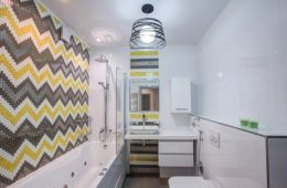 Как можно увеличить ванную с помощью перепланировки?