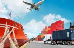 Способы доставки грузов из США