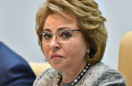 Матвиенко предложила ввести патент для самозанятых предпринимателей