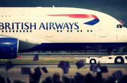 British Airways закрыла представительства в России
