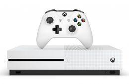 Xbox One S 2TB Console – реалистичность в режиме 4К!