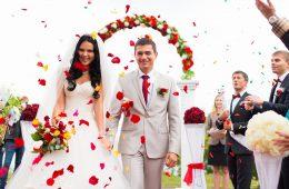 Варианты необычных свадеб