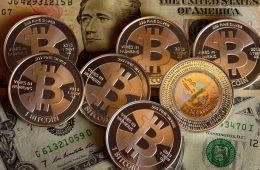 Курс биткоина упал до трехнедельного минимума