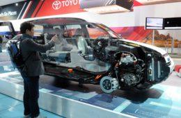 Toyota отзывает в РФ 323 пикапа из-за дефекта подушек безопасности
