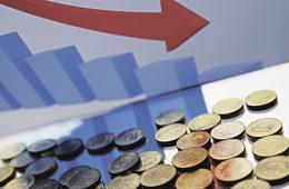 Инфляция может опуститься до рекордных 2% к февралю