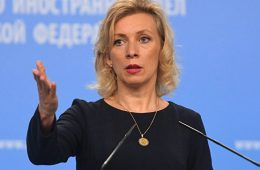Россия ответила на санкции Канады