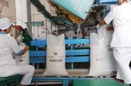 Россия расширяет экспорт сахара