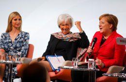 Главное бизнес-событие мира захватили женщины