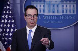 Глава минфина США заявил, что новые санкции против РФ последуют в течение 30 дней