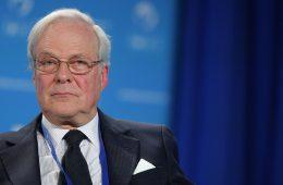 Давид де Ротшильд подает в отставку с поста главы семейной банковской группы