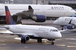 Delta Airlines не возобновит полеты в РФ в летнем сезоне