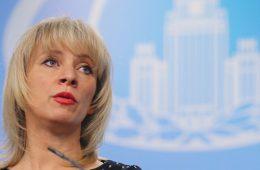 Захарова прояснила «молочный вопрос» с Белоруссией