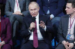 Путина удивили «махинации» предприятий с экологическим оборудованием