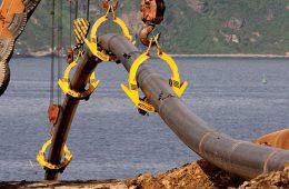 Эстония разрешила строительство газопровода по дну Финского залива