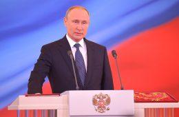 Президент внес кандидатуру Медведева на пост премьер-министра РФ