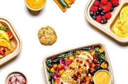 Идеальный бизнес для женщин – доставка обедов в офис