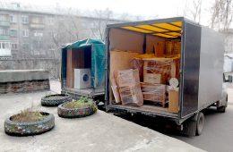 Перевозка мебели. Сложность перевозки в зависимости от места назначения и вида мебели