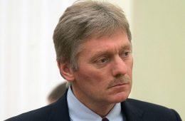 Песков о пенсионной реформе: к Путину обращаться рано