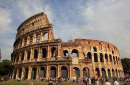 Все туристические дороги ведут в Рим!