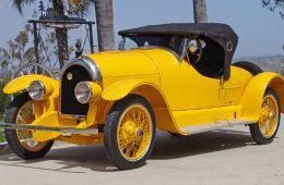 Информация о классических автомобилях 'Kissel'