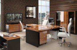 Какой должна быть мебель в кабинете босса