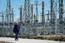 В Симферополе вышел на полную мощность первый блок Таврической ТЭС