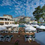 Пятизвездочный отель Barut Kemer Resort в районе города Кемер в Турции