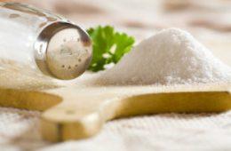 Производители объяснили необходимость замены названия соли
