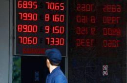 Определено окончание роста рубля и время для покупки валюты