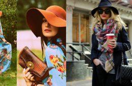 Экстравагантная шляпка меняет образ