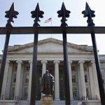 Вашингтон отчитался о сокращении вложений Москвы в гособлигации США