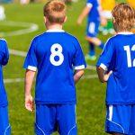 Покупка детской футбольной экипировки