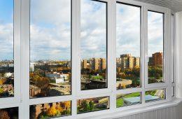 Пластиковые окна от компании Мир дверей и окон