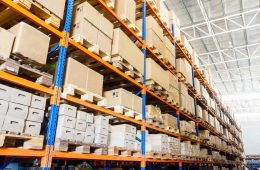 Виды систем хранения товаров