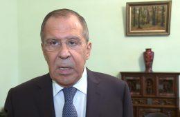 Лавров предлагает США устранить «раздражители» в двусторонних отношениях