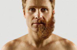 Борода – преимущества