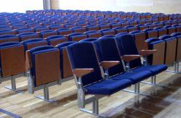 Кресла для актовых залов в Москве