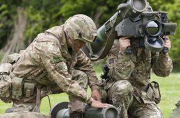 В РФ будет разработан аналог американского противотанкового комплекса Javelin