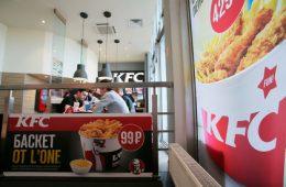 Сбербанк купил кусочек KFC