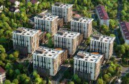 Жилой комплекс «Моравия» в Сочи