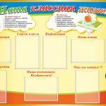 Стенды для начальной школы: особенности, назначение и где заказать на территории Украины?