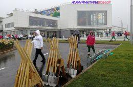 В Калужской области открылась современная швейная фабрика