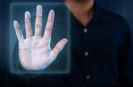 В биометрической системе может появиться отпечаток вен ладони