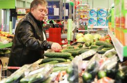 Власти собрались поднять цену потребкорзины