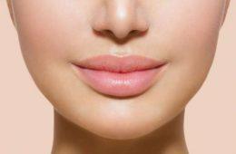 Как сделать губы объемными?