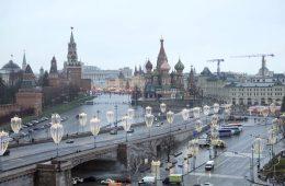 Собянин открыл после реконструкции Большой Москворецкий мост