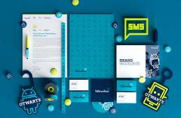Продвижение бизнеса через создания качественных брендбуков и презентаций от компании Министерство дизайна